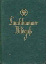 Lauchhammer Bildguss Katalog Gs5 1929 Figuren Skulpturen Medaillen Petschafte