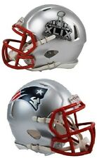 New England Patriots SUPER BOWL 49 XLIX CHAMPIONS Speed Mini Helmet IN-STOCK!!