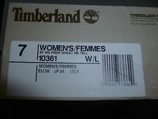 Timberland 6 In Premium Wheat Womens Boots   (SIZE 5)  DERBY