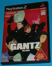 Gantz - The Game - Sony Playstation 2 PS2 Japan - JAP