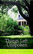 Things Left Unspoken: A Novel-ExLibrary