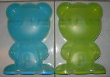 Lot of 4 - UB Funkeys Green and Blue Carrying Case - NEW