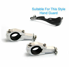 Motorcycle 28mm Fat Bar Metal Handguard Clamps for KTM Motocross & Enduro Bikes