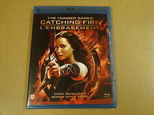 BLU-RAY / THE HUNGER GAMES - CATCHING FIRE