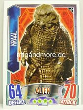 #078 Kraal - Alien Attax Doctor Who