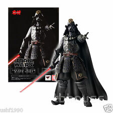 "Movie Realization Star Wars Samurai General Darth Vader 7"" PVC Action Figure CN"