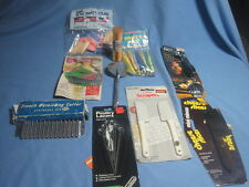 VINTAGE Lot of 10 Kitchen Gadget Toothpicks ALL NEW in packages.  Contents below