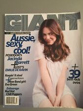 Giant Magazine Jacinda Barrett Eva Green Red Hot Chili Peppers June 2006