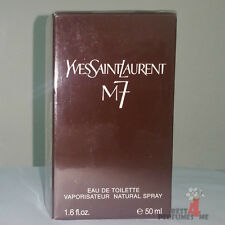 YVES SAINT LAURENT M7 BY Tom Ford VINTAGE EDT 50ml 1.6oz SEALED Old Version