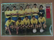 POSTER DE REVISTA AS COLOR U.D. LAS PALMAS 1973-74