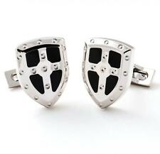 S.T. Dupont White Knight Cufflinks, Premium Edition 5496 (005496), New In Box