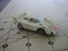 Old Vtg March 707 Can AM Diecast Toy Race Racing Car Driver #2 W.T. 502