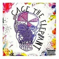 Cage the Elephant-Cage the Elephant CD 11 tracks Soft Rock/Pop Rock Nuovo