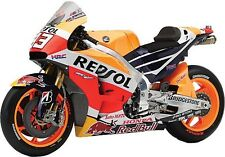Honda Repsol 2015 Marc Marquez 1:12 Licensed Diecast Replica Motorcycle Model