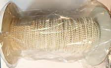 76.8m in length 3mm Bead Pearl String (White) for Craft Wedding Decoration Lot#2