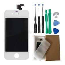 LCD Display Screen Touch Digitizer Assembly Repair Part for iPhone 4 GSM White