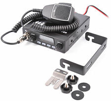 CB Radio Mobile Compact Multi-Standard TTI TCB-550 AM FM 40 CHANNEL EU UK