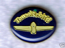 Automotive collectibles - Ford Thunderbird Logo tac-style pin (Version One)