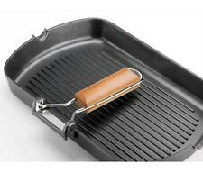 ROTEX  BIALETTI EVERYDAY BISTECCHIERA GRILL NIKEL FREE PIASTRA BARBECUE 34X24 CM