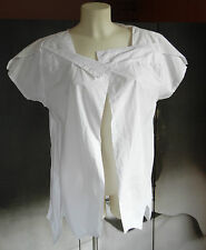 KOKOMARINA Top white SIZE 46 Value boutique #REF189/1