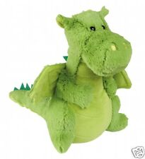 Ravensden Green Dragon Realistic Plush Soft Toy 25cm FR077