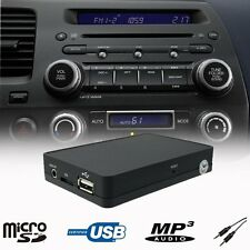 Car Stereo USB SD AUX MP3 Player Adapter Car Kit Honda Civic Jazz 2002 - 2013