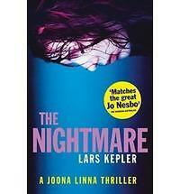 The Nightmare, Kepler, Lars, Paperback, New