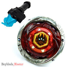 Fusion METAL Beyblade Masters BB-118 Phantom Orion B:D+BLUE STRING LAUNCHER+GRIP