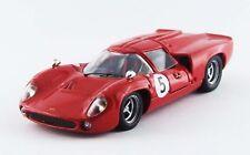 BEST MODEL BES9582 - Lola T70 coupé 1er GP Suède - 1967   1/43