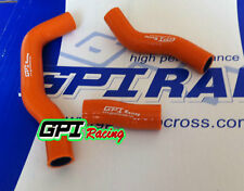 silicone radiator coolant hose kit FOR KTM 450 SXF/SX-F/XC-F 2007 2008 2009