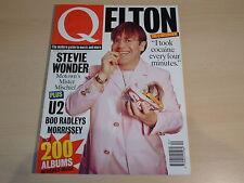 Q Magazine 103 [Apr 95] Slash, Elton John, Stevie Wonder, U2, Morrissey