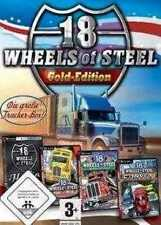 4 x 18 Wheels of Steel en la Gold Edition * como nuevo