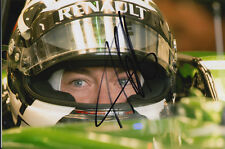 ANDRE LOTTERER CATERHAM F1 HAND SIGNED 6X4 PHOTO 2.
