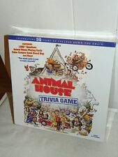 STILL SEALED!  USAOPOLY ANIMAL HOUSE 30TH ANNIVERARY TRIVIA GAME