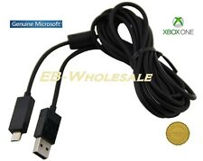 Official OEM Microsoft Xbox ONE Charger Charge Cable 9ft