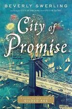 City of Promise: A Novel of New York's Gilded Age-ExLibrary