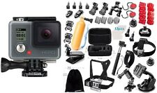 GoPro HERO Waterproof Camera Camcorder Action Free Case Accessories New Warranty