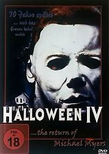 Halloween 4: The Return of Michael Myers ( Kult-Horror ) mit Donald Pleasence