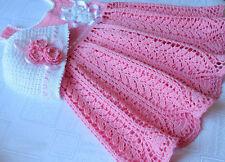 Crochet Pattern - Harvest Baby Dress = Beautiful