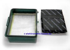 Aktivkohlefiltersystem, Kohle/Geruchsfilter geeignet für Vorwerk Tiger 251, 252