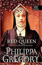 The Red Queen (The Cousins' War)-ExLibrary