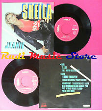 LP 45 7'' SHEILA B. DEVOTION Jeanie E6 dans le quinzieme france no cd mc dvd