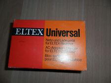 Netz- und Ladegerät für ELTEX Rechner