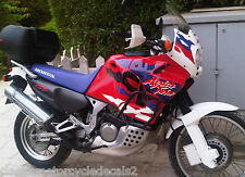 Honda Africa Twin XRV750 restauración Decal Set 3