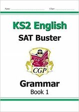 New KS2 English SAT Buster: Grammar - For the 2016 SATS & Beyond New Paperback B