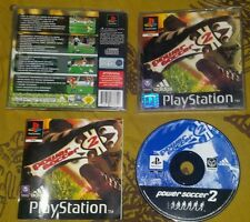 POWER SOCCER 2 - PlayStation 1 PS1 Gioco Game Play Station