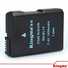 KingMa - Battery for Digital Camera Nikon  D5200 D3100 D3200 D5100 P7000 EN-EL14