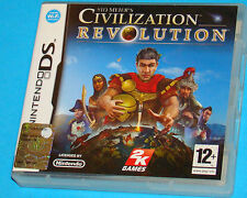 Civilization Revolution - Nintendo DS NDS - PAL