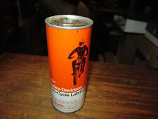 Harley NOS AMF Two-Cycle 16oz Metal Can Lubricant Circa Early 1970's