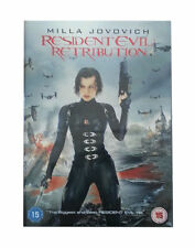 Resident Evil - Retribution (DVD, 2013)